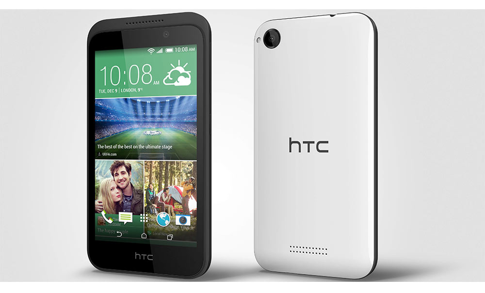 How to Wipe Cache Partition on HTC Desire 320