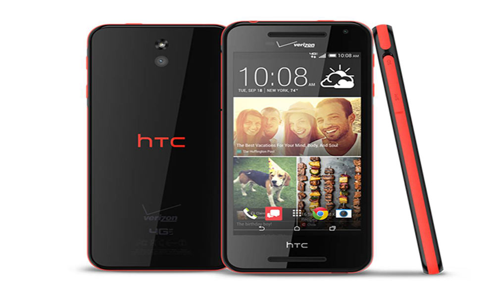 How to Wipe Cache Partition on HTC Desire 612