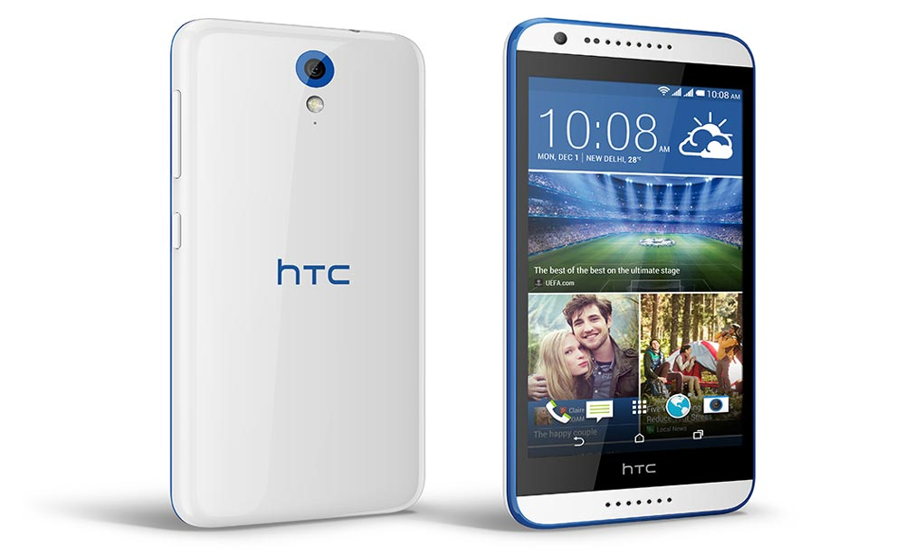 How to Wipe Cache Partition on HTC Desire 620G dual sim