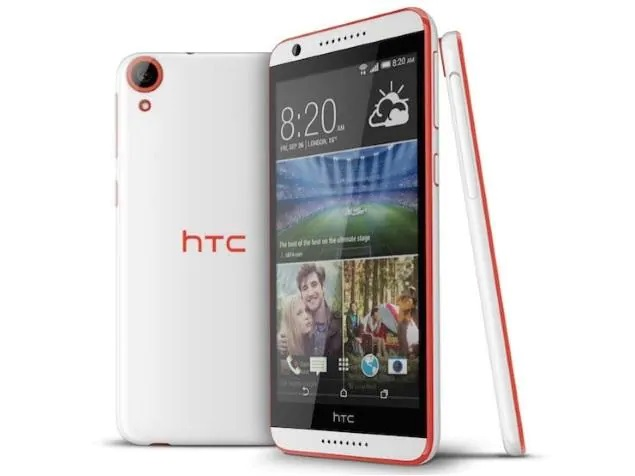 How to Wipe Cache Partition on HTC Desire 820q dual sim