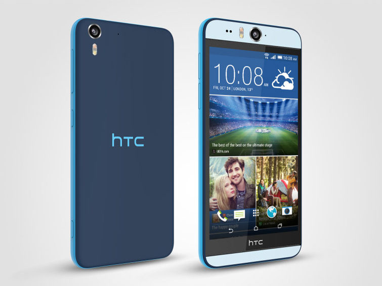 How to Wipe Cache Partition on HTC Desire Eye